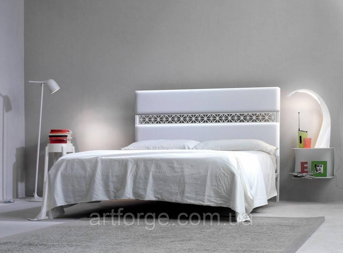 Кованая кровать ИК 606