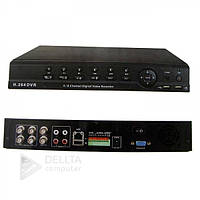 Видеорегистратор стационарный DVR WIFI 3G 8004 HDMI 4A/V