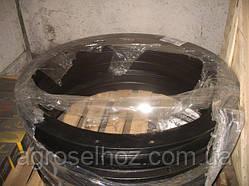 Поворотный круг прицепа камаз(реставрация)