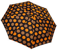 Элегантный женский зонтик 3619 orange