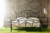 Кованая кровать ИК 607