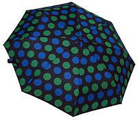 Элегантный женский зонтик 3619 blue