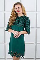 Платье Мэйби   зеленый
