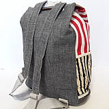 Городской стильный рюкзак 20 л, фото 4