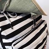 Городской стильный рюкзак 20 л, фото 9
