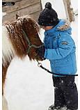 Зимний костюм для мальчиков с аксессуарами Gusti Boutique GWB 4608. Размеры 98 и 140., фото 2