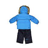 Зимний костюм для мальчиков с аксессуарами Gusti Boutique GWB 4608. Размеры 98 и 140., фото 5