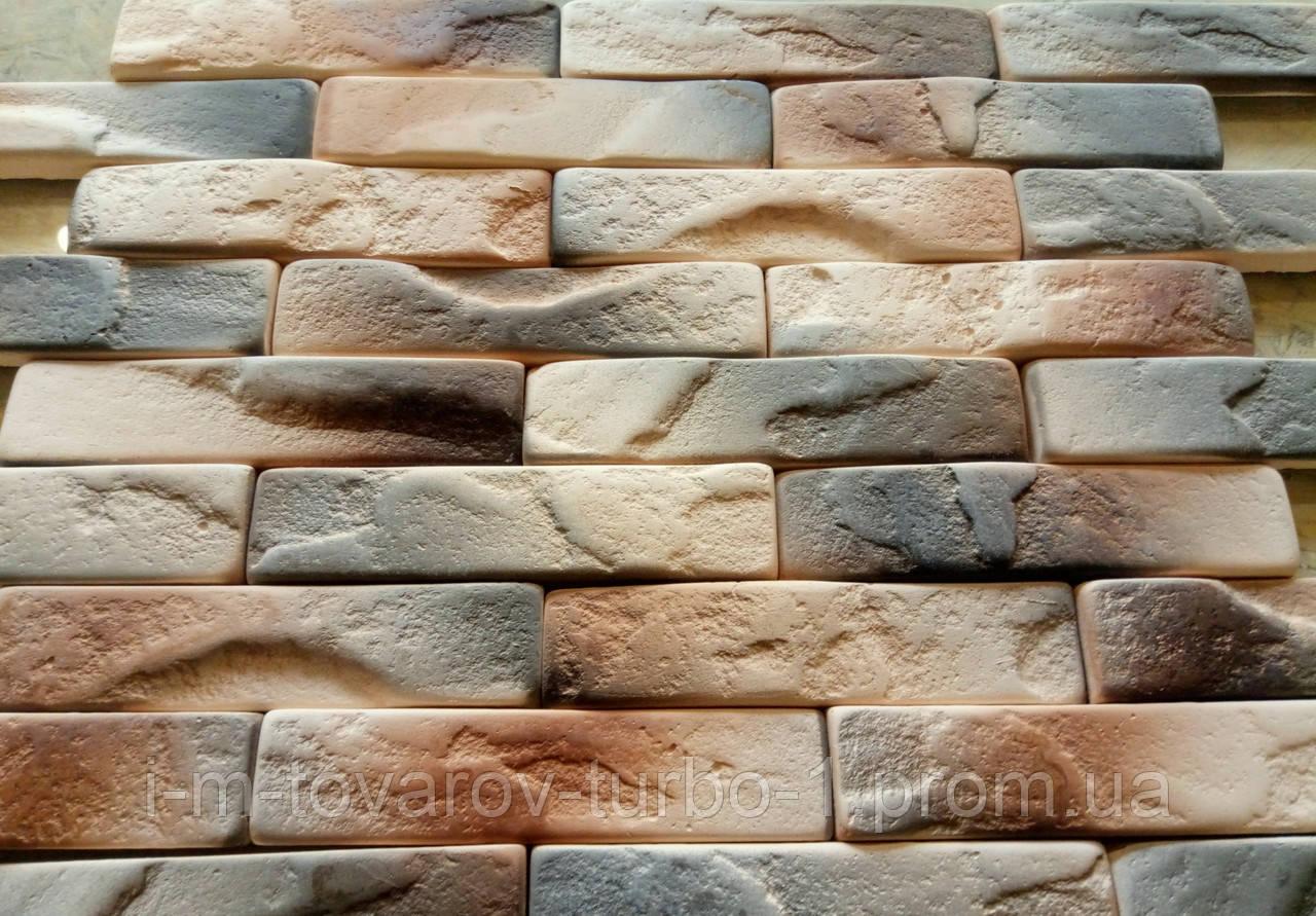 Гипсовая декоративная плитка Марсель закат
