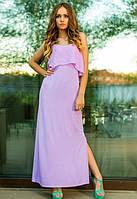 Женское шифоновое длинное платье н-t61032694