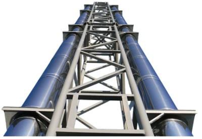 Что такое промышленные дымоходы керамический дымоход цена в минске