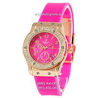 Hublot Big Bang Diamonds Women Pink-Gold-Pink