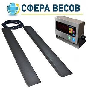 Весы балочные (стержневые) ЗЕВС-A12ESS (500 кг), фото 2