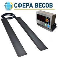 Весы балочные (стержневые) ЗЕВС-A12ESS (1000 кг)