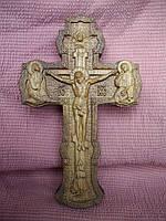 Крест  резной ,православный.