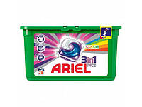 "Ariel Гель для стирки в капсулах ""Color & Style"" 3 Concentrated Action 38 шт."