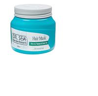 Dr.Sea Маска для нормального волосся Оливкова олія, папайя та зелений чай 350мл, арт.816540