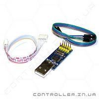 ST-LINK V2 программатор STM8 STM32 штыревой разъем