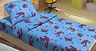 Постельное белье детское ранфорс Spiderman Active Lotus