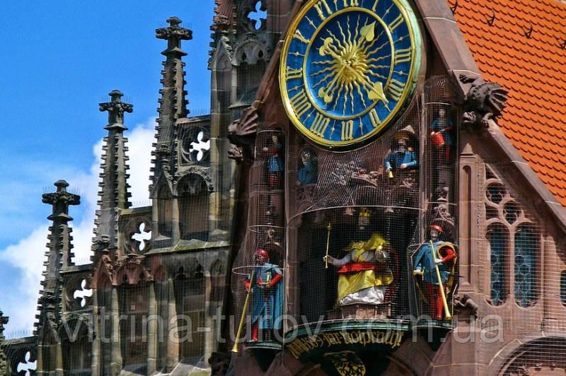 """Экскурсионный тур в Европу """"Мюнхен - Нюрнберг - Дрезден"""""""