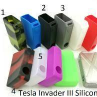 Силиконовый чехол  Tesla Invader V3