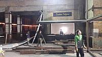 Изготовление металлического козырька/ навеса