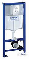 Инсталляция GROHE Rapid SL 38750001/38721001 + звукоизолирующаяя прокладка 37131000
