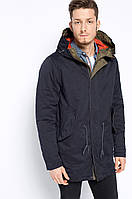 Куртка Jack and Jones Craig Fishtail Vintage Parka разм L ПОГ 55 см  MRSP £ 90