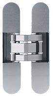 Скрытая петля Otlav Invisacta 230 3-D  хром матовый (60 кг)