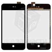 Тачскрин (сенсор) для мобильного телефона Meizu MX, черный