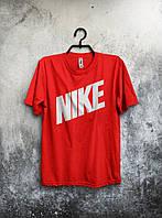 Мужская футболка Nike (красная)