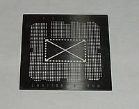BGA шаблоны INTEL №293 0.5 mm LGA1156 трафареты шаблоны для реболла реболинг набор восстановление пайка ремонт