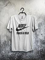 "Мужская футболка Nike ""Track&Field"" (белая)"