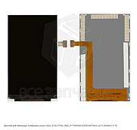 Дисплей для мобильных телефонов Lenovo A520, A700, P700i, S560, YT40F08J0-GR/BT040TN01V.10/YC4008J0-C-F F2
