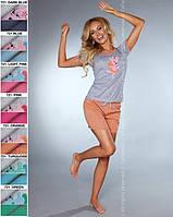 Пижама-комплект для сна  721 Cofashion M, темно-синий