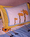 Комплект постельного белья  ТЕП 604 «Жирафы», фото 2