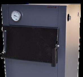 Котел твердотопливный Protech TT-12 Lux c охлаждаемыми колосниками длительного горения, фото 2
