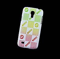 Чехол для Samsung i9190 Galaxy S4 mini Gucci