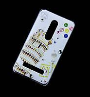 Чехол со стразами для Nokia Asha 210 Stylish Brilliance (8)