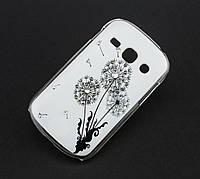 Чехол для Samsung Galaxy s6810 Fame Stylish Brilliance со стразами №3
