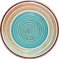 Тарелка Голубая полоска 26,5 см 5115-1