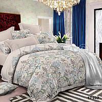 Комплект постельного белья Вилюта Ранфорс Евро размер 17102