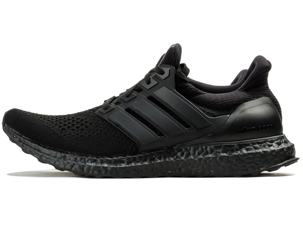 Мужские кроссовки Adidas Ultra Boost Triple Black