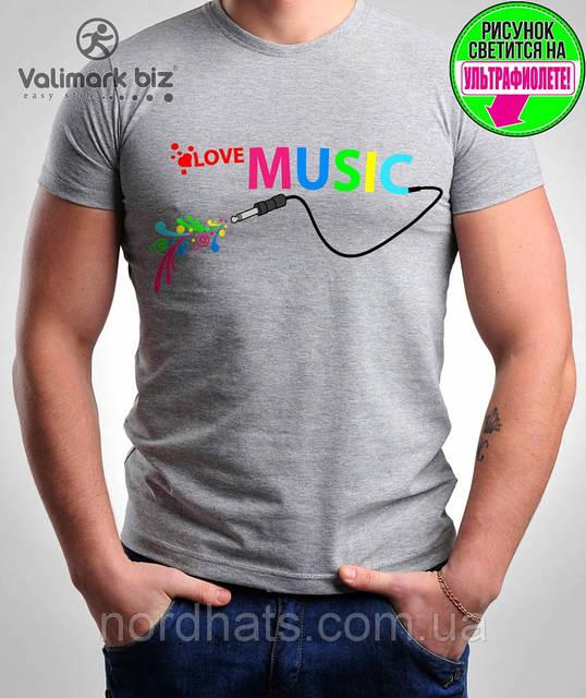 "Футболка молодежная ""Music "" Валимарк"
