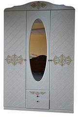 Шкаф для спальни Лючия