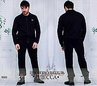 Спортивный костюм 1006 черный R-9000