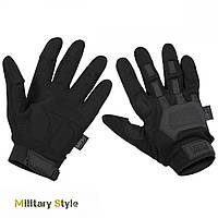 Перчатки тактические Action (Black)