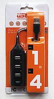 USB-хаб (USB 2.0 HUB) 4 портовый