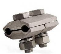 Зажим соединительный плашечного типа ПА-2-1 d9.6-11.4