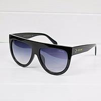 Очки женские от солнца Celine черные градиент, магазин очков