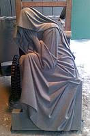 Памятники со скульптурой.  Скорбящая 3, фото 1